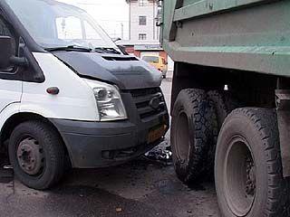 Три человека пострадали в ДТП на улице Ленина
