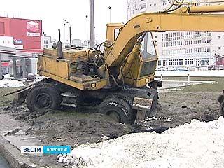 Три дома на Московском проспекте остались без воды