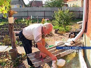 Три недели без воды провели жители Новой Усмани