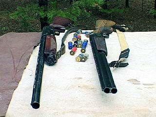 Три товарища решили пострелять кабанов в Хопёрском заповеднике