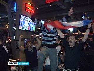 Триумф российской сборной по футболу праздновала вся страна