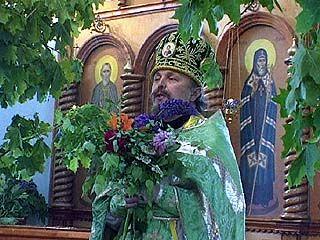 """""""Троица, Троица - земля травой покроется"""""""