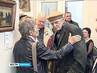 """Целая """"Галактика"""" - в Выставочном зале на Кирова"""