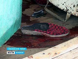 Целая серия страшных убийств произошла в Павловском районе