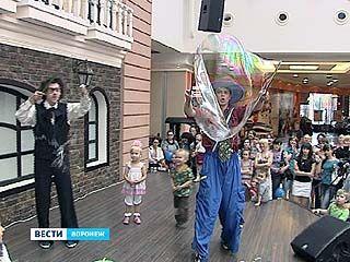"""""""Центр Галереи Чижова"""" организовал детский праздник"""