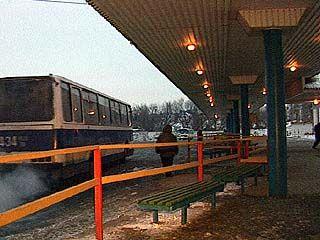 Центральный автовокзал Воронежа работает с перебоями
