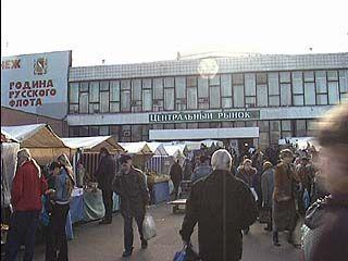 Центральный рынок Воронежа в ближайшее время закроют на реконструкцию