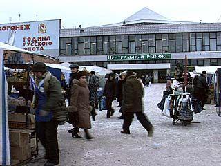 Центральный рынок Воронежа закроют