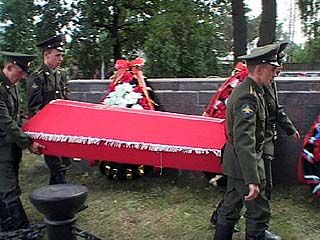 Церемония перезахоронения пройдёт на Северном кладбище Богучара
