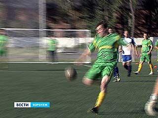 Турнир по мини-футболу среди корпоративных команд организовали в Воронеже
