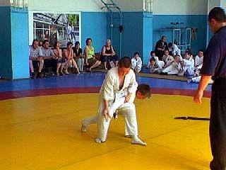Турнир по рукопашному бою финишировал в Воронеже