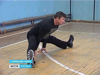 Творческий подход к физкультуре показал стране учитель из Шанино