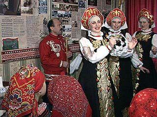 Творческий вечер состоялся в доме-музее Марии Мордасовой