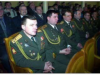 Тыловые части Воронежской области отметят профессиональный праздник