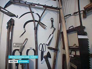 У Дома-музея крестьянского быта в селе Нижний Мамон - юбилей