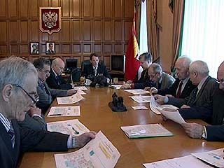 У губернатора Алексея Гордеева будет только 7 заместителей вместо 10