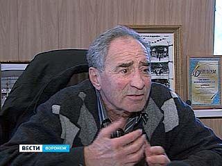 У известного воронежского дрессировщика Бориса Бирюкова юбилей