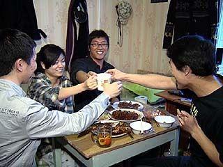 У китайцев - Новый год