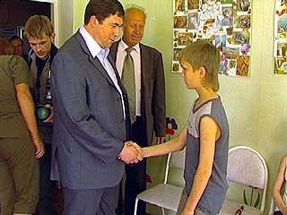 У Новоусманского социально-реабилитационного центра появились шефы