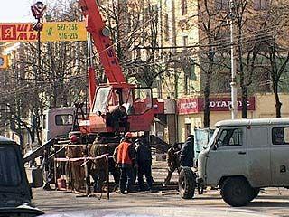 У прокладываемых в центре Воронежа труб срок годности не ограничен