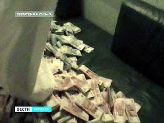 У родственников Александра Трубникова обнаружен гараж, полный денег