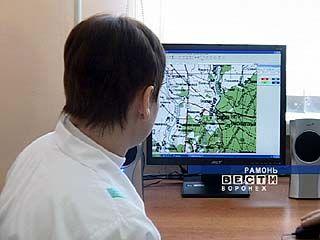 У воронежмкой скорой помощи - новая система связи