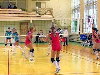 """У Воронежских волейболисток есть шанс выйти в высшую лигу """"Б"""""""
