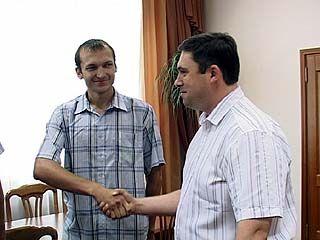 У Воронежской областной федерации волейбола - новый президент