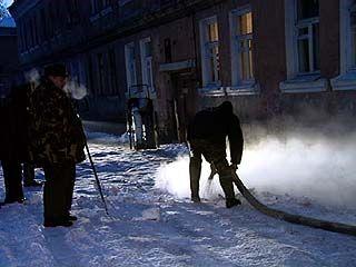 У жильцов дома ╧13 по Владимира Невского - полоса невезения