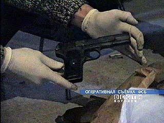 У жителя Костенок изъяли огнестрельное оружие и патроны