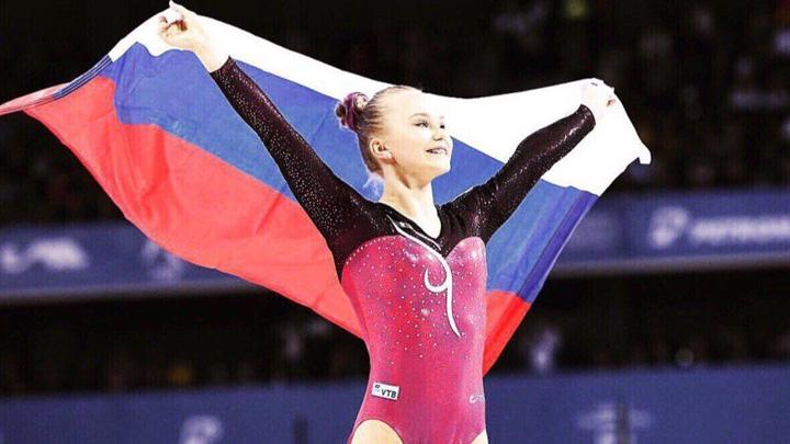 Знаменитая гимнастка Ангелина Мельникова написала в Instagram целую оду Воронежу