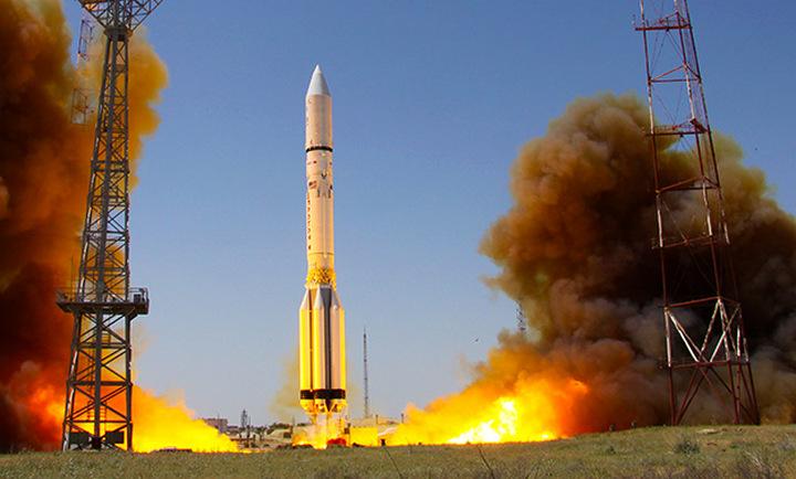 На Байконуре закроют пусковую установку для ракет «Протон-М» с воронежскими двигателями