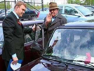 Участникам Великой Отечественной Войны вручили ключи от автомобилей