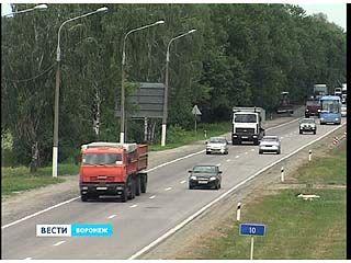 Участок дороги от Воронежа до МКАДа стал трассой первой категории