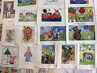 Ученики Художественной школы подарят детской больнице рисунки
