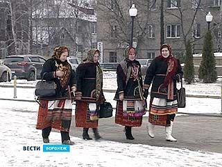 Угощения, игры, ярмарка - в Воронеже проводили Масленицу