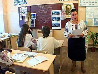 Украинский язык преподают всего в двух воронежских школах