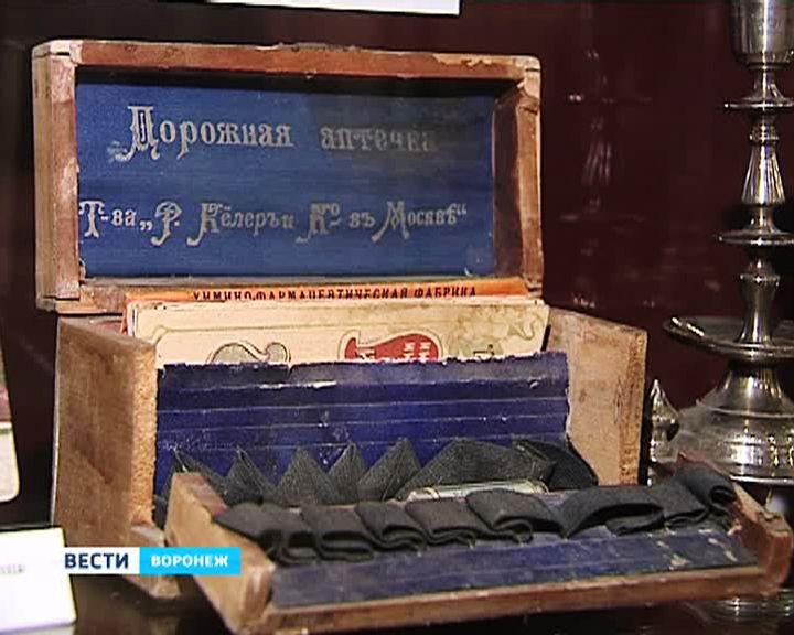 Краеведческий музей приглашает воронежцев окунуться в атмосферу старого города