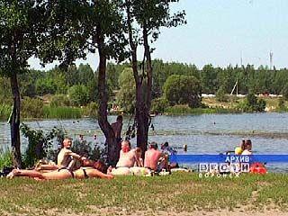 Управление Роспотребнадзора не рекомендует купаться в Усманке