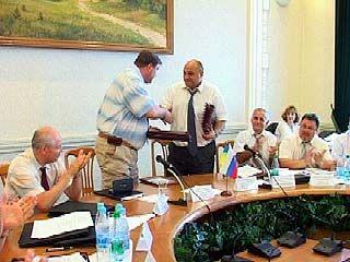 Управления ГУВД Воронежской и Луганской области подписали соглашение