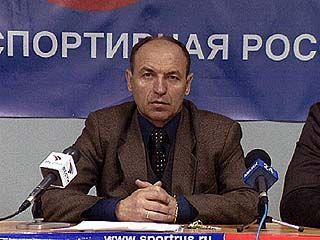 Ушел в отставку начальник Управления по физкультуре и спорту