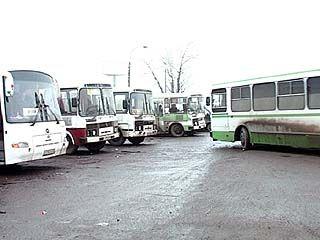Утверждено расписание движения пригородных автобусов