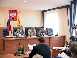 Утверждены кандидатуры на 5 должностей в городской администрации