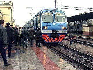 Увеличится количество пригородных поездов