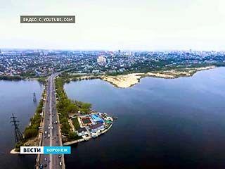 Увидеть Воронежское море с высоты птичьего полёта теперь может каждый