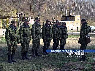 Уволенные в запас вспомнили прелести военной жизни