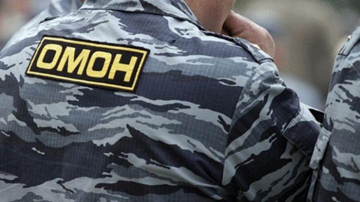 Росгвардия прокомментировала задержание фанатов воронежского «Факела» после матча в Курске
