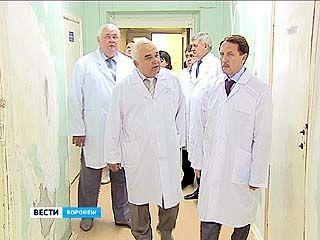 Уже в следующем году Воронежский детский противотуберкулезный диспансер отпразднует новоселье