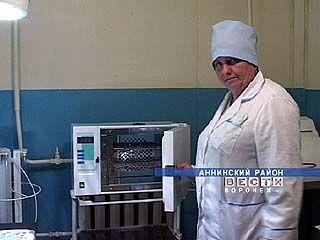 В  больницы и поликлиники поступает новое оборудование