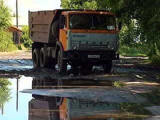 В 2007 году разбитых дорог в Воронеже станет меньше